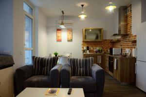 European style VIP flat, Apartmanok  Kijev - big - 31