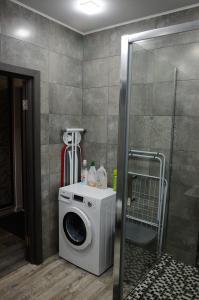 European style VIP flat, Apartmanok  Kijev - big - 32
