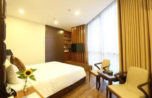 Au Viet Hotel, Отели  Ханой - big - 16