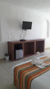 Deluxe Double Room with Two Double Beds - Oceanfront