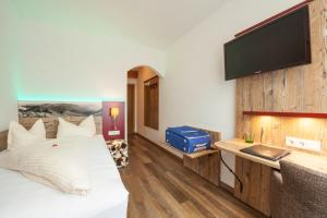 Raffl's Hotel, Hotely  Leutasch - big - 12