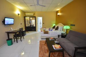Gunbaru Inn, Гостевые дома  Укулхас - big - 9