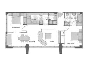 Honey Apartments, Apartmány  Melbourne - big - 15