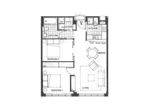 Honey Apartments, Apartmány  Melbourne - big - 16