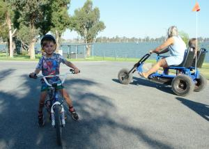 DC on the Lake, Holiday parks  Mulwala - big - 145
