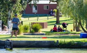 DC on the Lake, Villaggi turistici  Mulwala - big - 119