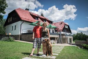 Penzion Ekosport, Гостевые дома  Стахи - big - 18