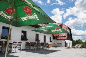 Penzion Ekosport, Гостевые дома  Стахи - big - 29