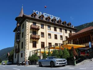 Hotel Schweizerhof Sta Maria, Отели  Санта-Мария-Валь-Мюстаир - big - 17