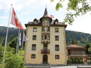Hotel Schweizerhof Sta Maria, Отели  Санта-Мария-Валь-Мюстаир - big - 24