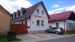 Pensiune Penzión U Johna Vyšné Ružbachy Slovacia