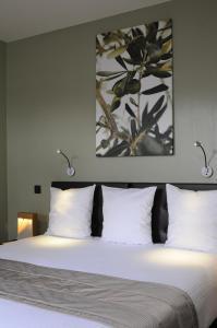 Hotel Astoria Gent, Отели  Гент - big - 46
