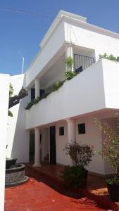 Suites Rosas, Ferienwohnungen  Cancún - big - 5