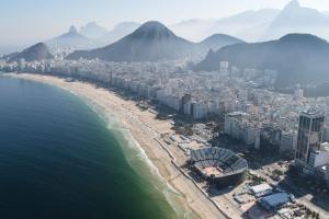 Copacabana 3 suites, Apartments  Rio de Janeiro - big - 28
