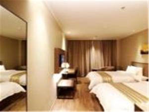 Home Inn Ji'nan Beiyuan Street Lishan Road, Hotely  Jinan - big - 16