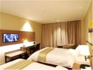 Home Inn Ji'Nan South Honglou Road Shandong University, Hotely  Jinan - big - 6