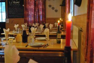 Chalet Chardons Hostel, Отели  Тинь - big - 9