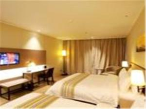 Home Inn Ji'nan South Gongye Road East Coach Station, Hotely  Jinan - big - 12