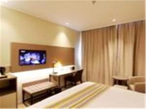 Home Inn Ji'nan South Gongye Road East Coach Station, Hotely  Jinan - big - 17