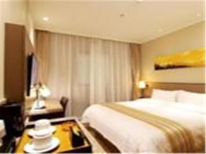 Home Inn Ji'nan South Gongye Road East Coach Station, Hotely  Jinan - big - 19
