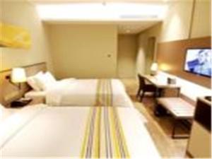 Home Inn Ji'nan South Gongye Road East Coach Station, Hotely  Jinan - big - 18