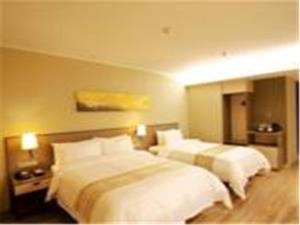 Home Inn Ji'nan South Gongye Road East Coach Station, Hotely  Jinan - big - 20