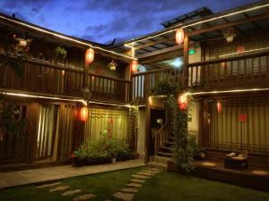 Lijiang Shuhe Qingtao Inn, Penziony  Lijiang - big - 100