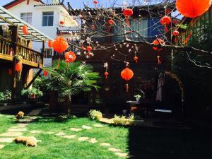 Lijiang Shuhe Qingtao Inn, Penziony  Lijiang - big - 88