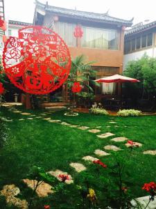 Lijiang Shuhe Qingtao Inn, Penziony  Lijiang - big - 103