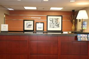 Hampton Inn Toronto-Mississauga, Hotels  Mississauga - big - 34