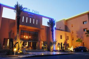 Oasis Palm Hotel, Hotely  Guelmim - big - 56