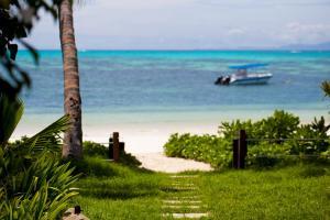 Dhevatara Beach Hotel, Szállodák  Grand'Anse Praslin - big - 4