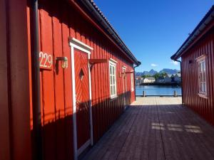 Anker Brygge, Hotely  Svolvær - big - 12