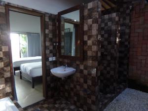 Green Bowl Bali Homestay, Alloggi in famiglia  Uluwatu - big - 39