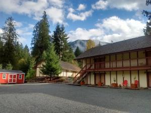 Packwood Lodge, Motel  Packwood - big - 17