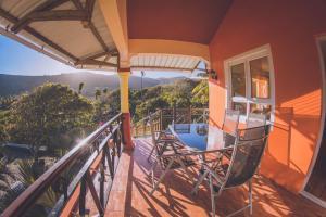 Villa La Romance Kreol, Affittacamere  Port Mathurin - big - 55