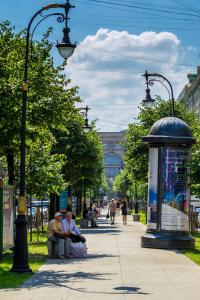 Nevsky Hotel Grand Energy, Hotels  Sankt Petersburg - big - 32