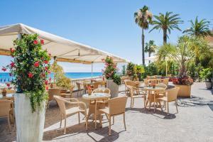 Hotel Golfo E Palme, Hotel  Diano Marina - big - 46