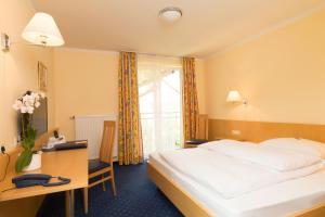 Hotel Huberhof, Hotely  Allershausen - big - 14