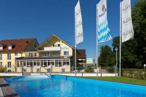 Hotel Huberhof, Hotely  Allershausen - big - 1