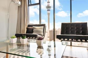 Glorious Metropolis High Life Apartment, Appartamenti  Auckland - big - 18