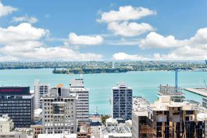 Glorious Metropolis High Life Apartment, Appartamenti  Auckland - big - 12