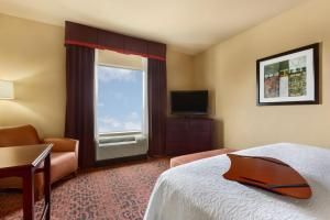 Hampton Inn & Suites Mission, Hotel  Mission - big - 10
