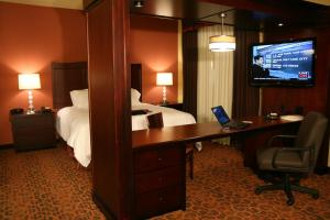 Hampton Inn & Suites Mission, Hotel  Mission - big - 9