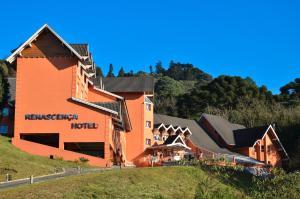 Hotel Renascença, Hotels  Gramado - big - 46