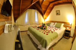 Hotel Renascença, Hotely  Gramado - big - 17