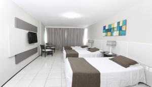 Marina Park Hotel, Szállodák  Fortaleza - big - 5