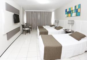 Marina Park Hotel, Szállodák  Fortaleza - big - 3