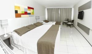 Marina Park Hotel, Szállodák  Fortaleza - big - 6