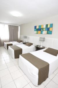 Marina Park Hotel, Szállodák  Fortaleza - big - 2